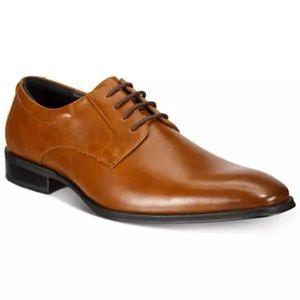 Alfani Paolo Mens Dress Shoes Brown